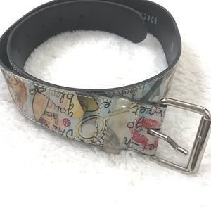 Accessories - ⬇️$32 Vintage Holographic Image Changing Belt S